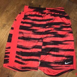 Nike DriFit Shorts with pockets